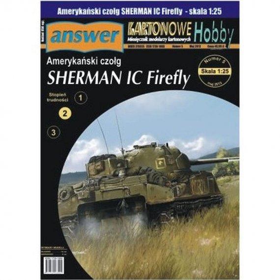 Answer 3/14 - Sherman IC Firefly