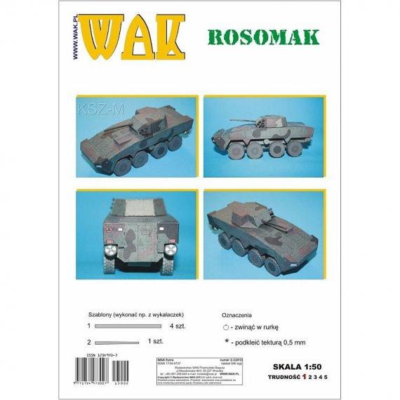 WAK 2-3/13 - KTO Rosomak