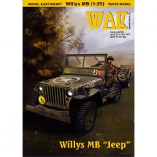 WAK 4/13 - Willys MB Jeep