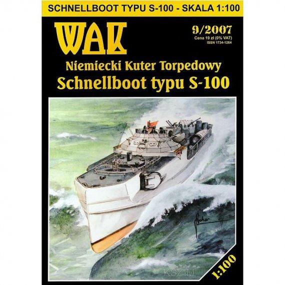 WAK 9/07 - Kuter Schnellboot