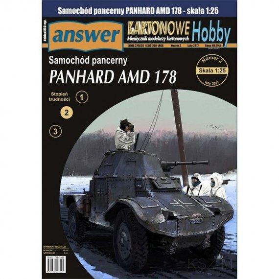 Answer 6/16 - Panhard AMD 178