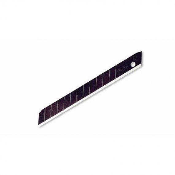 OLFA Ostrza ASBB-10 , 9mm czarne