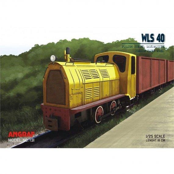 Angraf 131 - Lokomotywa WLS 40
