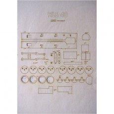 Laser do Angraf 131 - Lokomotywa WLS 40