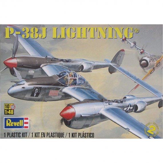 MONOGRAM 85-5479 - P-38 J Lightning