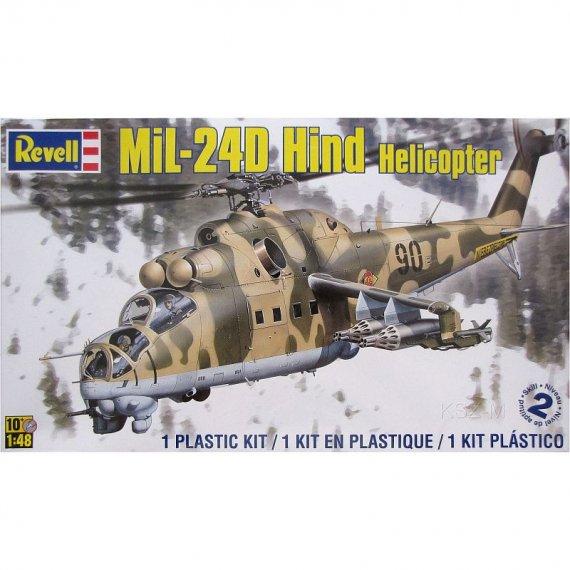 MONOGRAM 85-5856 - MiL-24 Hind
