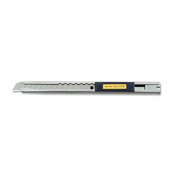 OLFA SVR-1 Nierdzewny nóż segmentowy z ostrzem 9mm