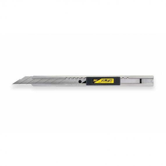 OLFA SAC-1 Nierdzewny nóż segmentowy z ostrzem 9mm