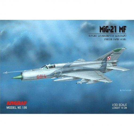 Angraf 126 - MiG-21 MF MIECZNIK