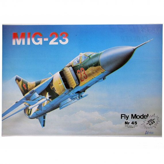 Fly Model 45 - MiG-23 MF