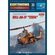 Kartonowa Kolekcja 30 - Bell AH-1F Tzefa