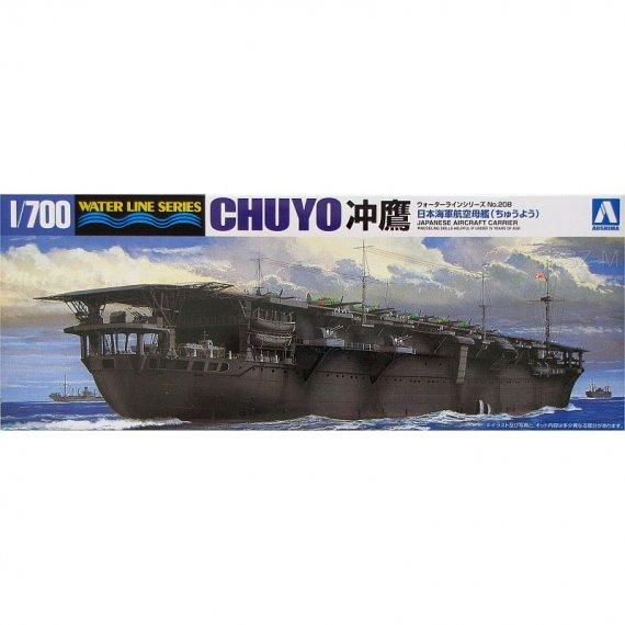 AOSHIMA 208 - Lotniskowiec CHUYO