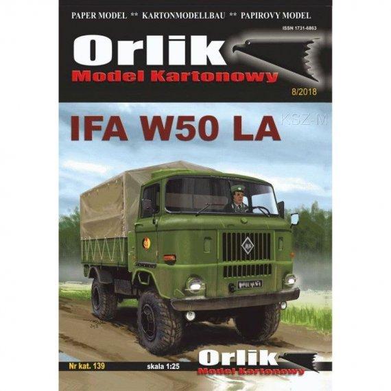 Orlik 139 - IFA W50 LA