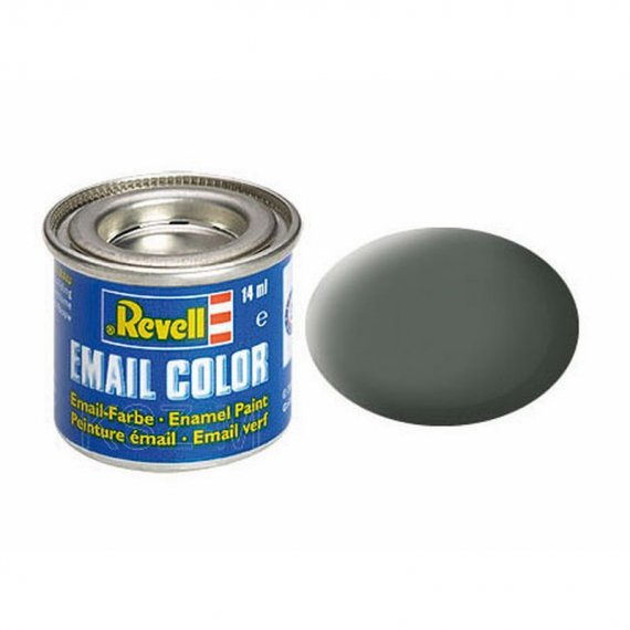 Farba email 66 Olive Grey - REVELL 32166