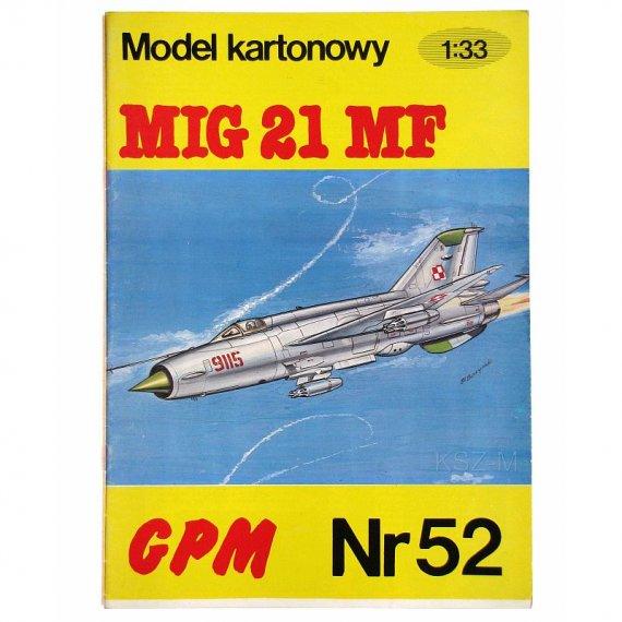 GPM 52 - MiG-21 MF