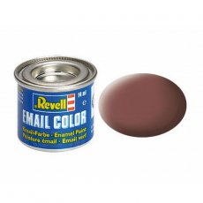 REVELL 32183 - Farba email 83 Rust - Rdzawy matowy