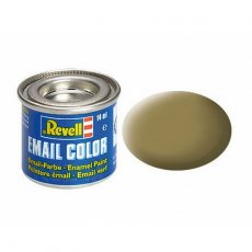 REVELL 32186 - Farba email 86 Olive Brown