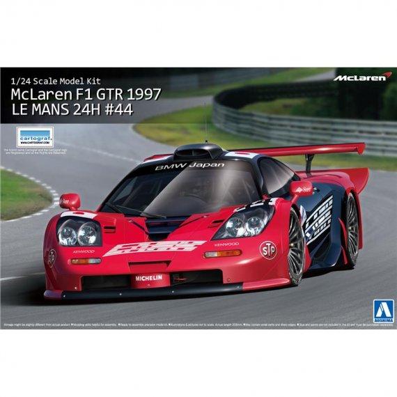 McLaren F1 GTR 1997 LE MANS-24H 44