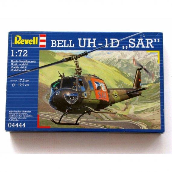 "REVELL 04444 - Bell UH-1D ""SAR"""