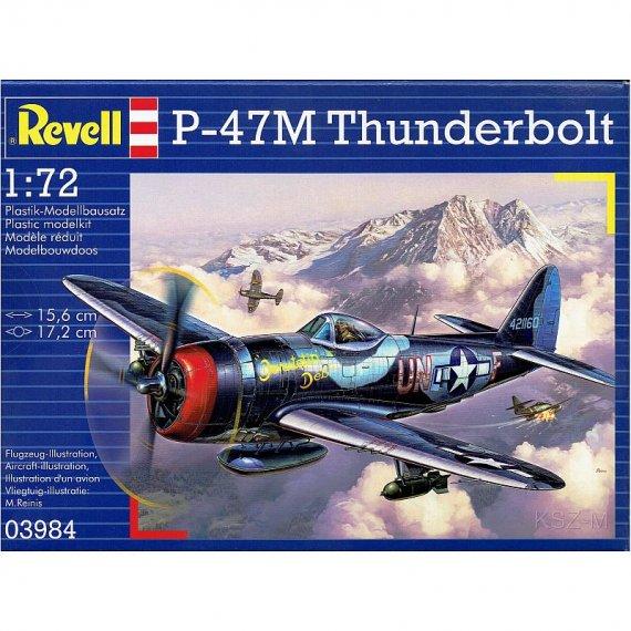 REVELL 03984 - P-47 M Thunderbolt