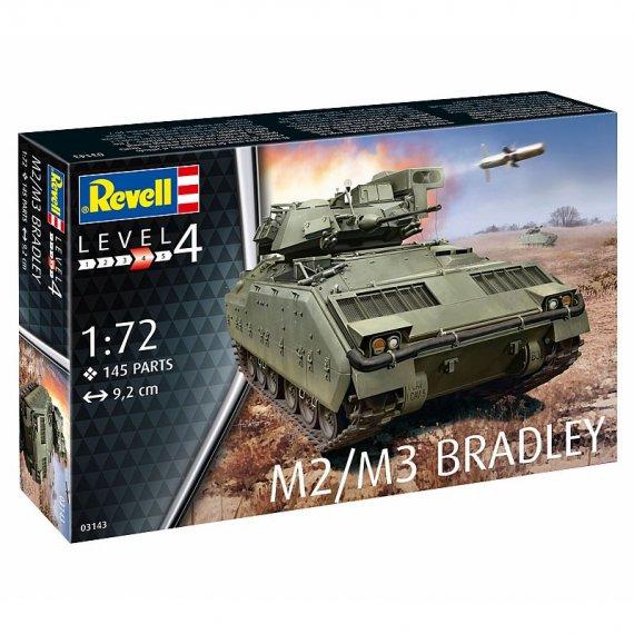 REVELL 03143 - M2/M3 Bradley