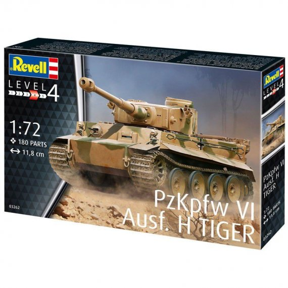 REVELL 03262 - PzKpfw VI Ausf. H Tiger