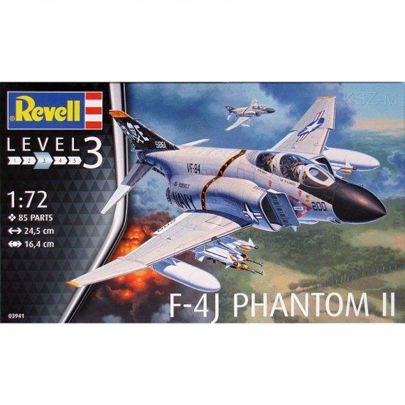 REVELL 03941 - F-4J Phantom II