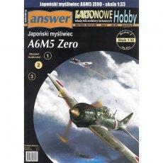 Answer 2/14 - Myśliwiec A6M5 Zero