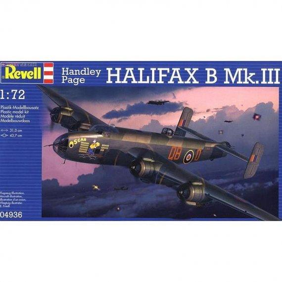 REVELL 04936 - Handley Page Halifax B MK.III