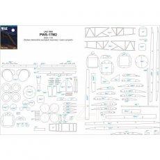 Laser do PWS-17 M2 - WAK 8/18