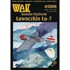 WAK 4/06 - Myśliwiec Ławoczkin Ła-7
