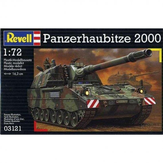REVELL 03121 - Panzerhaubitze 2000