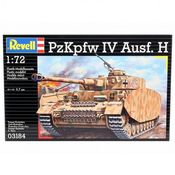 REVELL 03184 - PzKpfw. IV Ausf.H