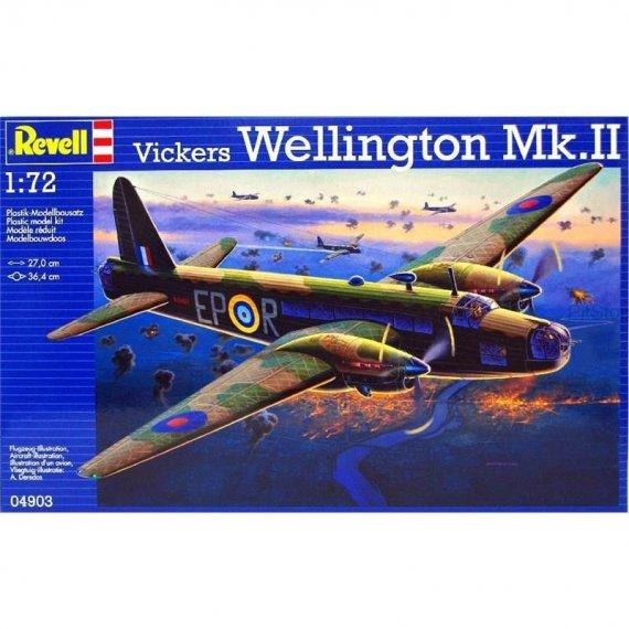 REVELL 04903 - Vickers Wellington Mk. II