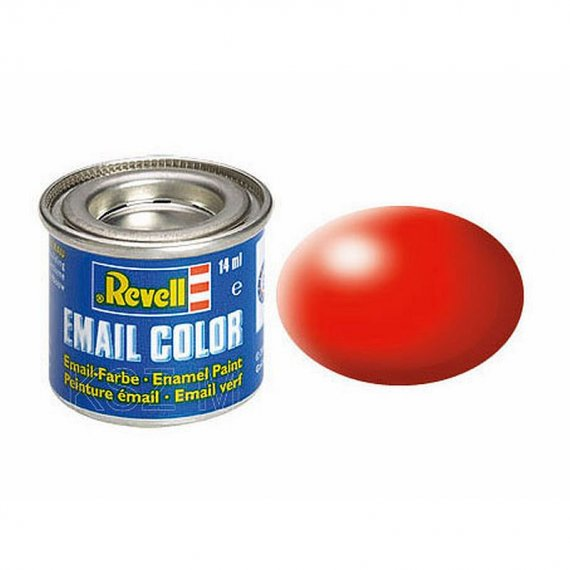 REVELL 32332 - Farba email 332 Luminous Red