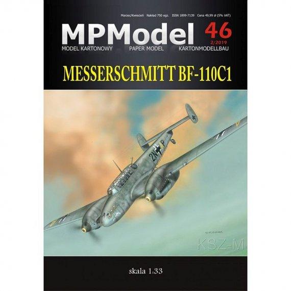MPModel 46 - Messerschmitt Bf-110 C1