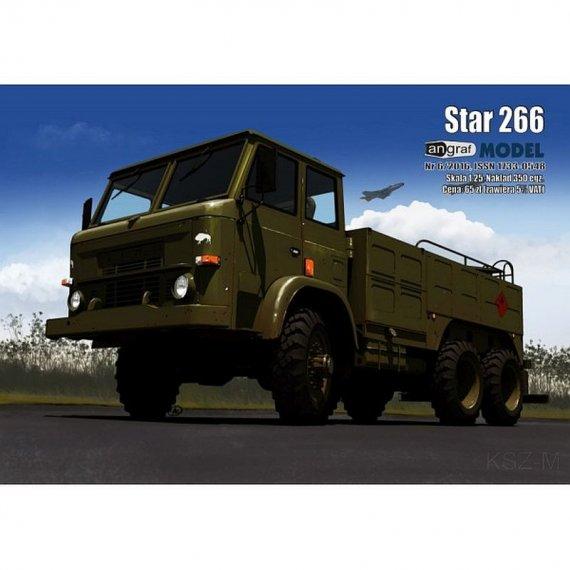 Angraf 6/17 - STAR 266 cysterna