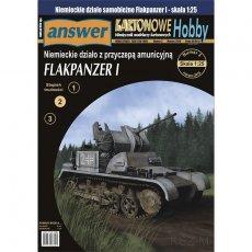 Answer 3/19 - Flakpanzer I z przyczepką amunicyjną