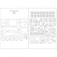 Szkielet, detale do Flakpanzer I - Answer 3/19