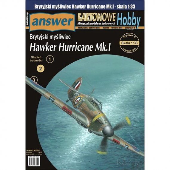 Answer 9/18 - Hurricane Mk.I