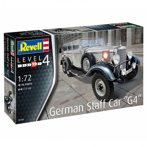 REVELL 03268 - German Staff Car G4