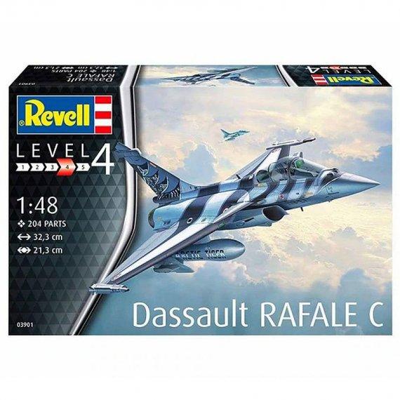 REVELL 03901 - Dassault Rafale C