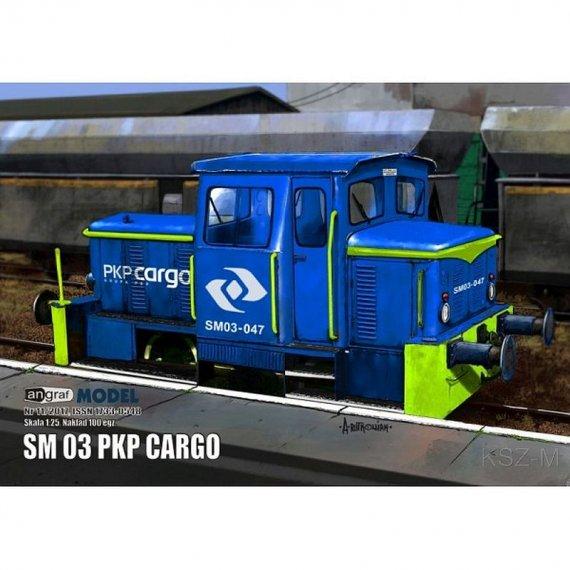 Angraf 11/17 - SM 03 PKP Cargo