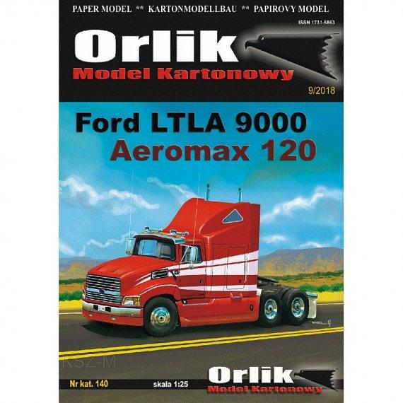 Orlik 140 - Ford LTLA 9000 Aeromax 120