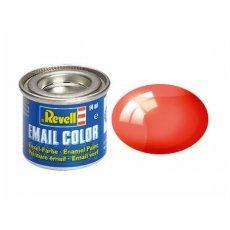 REVELL 32731 Farba email 731 Transparent Red - Czerwony