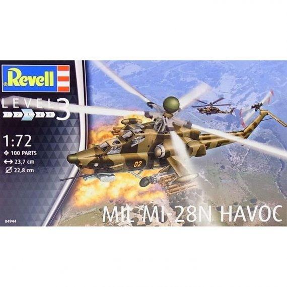 REVELL 04046 - MIL MI-28 N Havoc