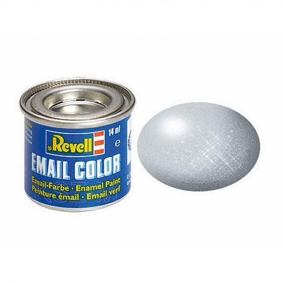 REVELL 32199 - Farba email 99 Aluminiowy