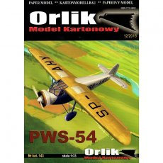 Orlik 143 - PWS-54