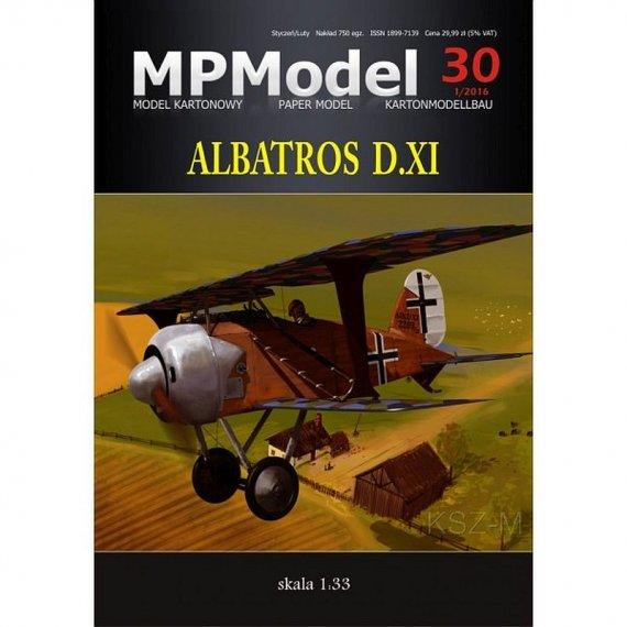 MPModel 30 - Albatros D.XI
