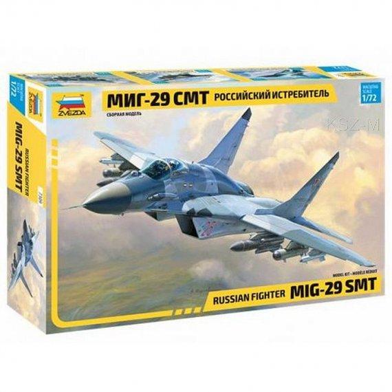 Zvezda 7309 - MiG-29 SMT